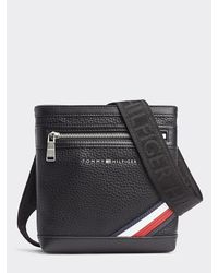Tommy Hilfiger Downtown Small Crossover Bag - Black