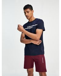 Tommy Hilfiger - Graphic Logo T-shirt - Lyst
