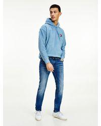 Tommy Hilfiger Scanton Slim Fit Jeans Met Stretch - Blauw