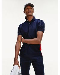 Tommy Hilfiger - Insert Logo Regular Fit Polo - Lyst