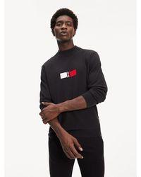 Tommy Hilfiger Lewis Hamilton Sweatshirt - Zwart