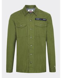 Tommy Hilfiger - Surplus Comfort Fit Overshirt - Lyst