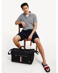 Tommy Hilfiger - Small Dot Print Regular Fit Polo - Lyst