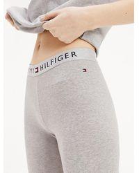 Tommy Hilfiger Nu 21% Korting: legging Th Leggings - Grijs