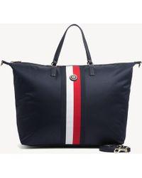 Tommy Hilfiger Large Weekender Bag - Blue