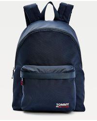 Tommy Hilfiger Campus Rugzak - Blauw