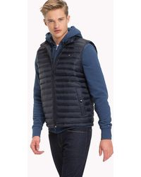 Tommy Hilfiger - Down-padded Gilet - Lyst