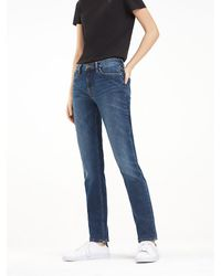 Tommy Hilfiger - Milan Heritage Faded Slim Fit Jeans - Lyst