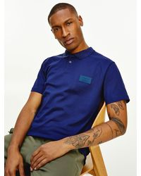 Tommy Hilfiger - Th Signature Polo - Lyst