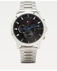 Tommy Hilfiger - Multifunctioneel Horloge Met Schakelband - Lyst