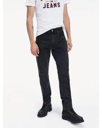 Tommy Hilfiger Tj 1998 Tapered Fit Jeans - Blauw