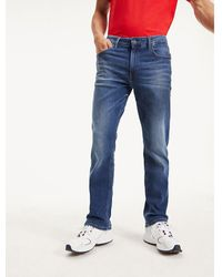 Tommy Hilfiger - Ryan Straight Fit Faded Jeans - Lyst
