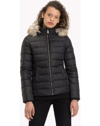 Tommy Hilfiger - Sustainable Padded Down Jacket - Lyst