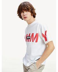 Tommy Hilfiger - Tj Bold Logo T-shirt - Lyst