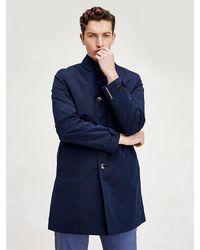 Tommy Hilfiger Essential Carcoat - Blauw