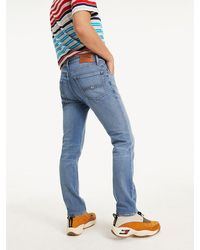 Tommy Hilfiger - Ryan Straight Fit Archived Yarn Jeans - Lyst