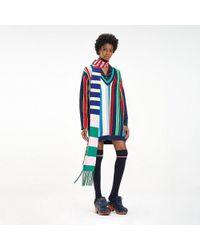 Tommy Hilfiger - Stripe Knitted Scarf - Lyst