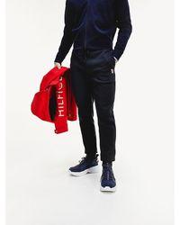 Tommy Hilfiger Essential jogger Van Katoenmix - Zwart
