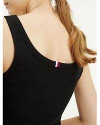 Tommy Hilfiger - Essential Rib-knit Tank Top - Lyst