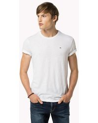 Tommy Hilfiger - Original Crew Neck T-shirt - Lyst