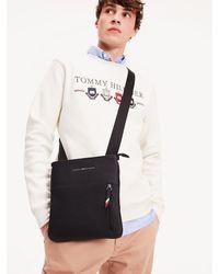 Tommy Hilfiger Essential Crossbodytas - Zwart
