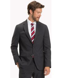 Tommy Hilfiger - Tailored Virgin Wool Jacket - Lyst