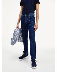 Tommy Hilfiger Mercer Regular Fit Jeans - Blauw