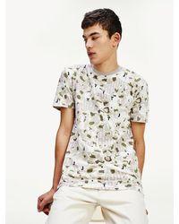 Tommy Hilfiger - Camo T-shirt - Lyst