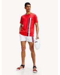 Tommy Hilfiger - Cotton Jersey Logo T-shirt - Lyst