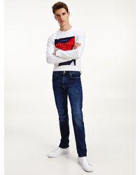 Tommy Hilfiger - Bleecker Slim Jeans - Lyst