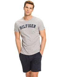 Tommy Hilfiger - Loungewear Logo T Shirt - Lyst