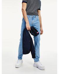 Tommy Hilfiger Bleecker Slim Fit Jeans - Blauw