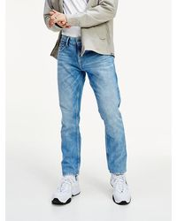 Tommy Hilfiger Scanton Heritage Slim Fit Jeans - Blauw