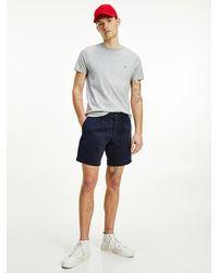 Tommy Hilfiger Brooklyn Th Flex Essential Short - Blauw