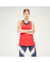 Tommy Hilfiger - Oversized Tank Top - Lyst