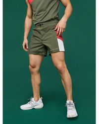 Tommy Hilfiger - Colour-blocked Mesh Shorts - Lyst