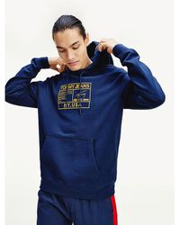 Tommy Hilfiger - Surplus Logo Relaxed Fit Hoody - Lyst