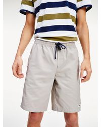 Tommy Hilfiger - Relaxed Fit Basketball Shorts - Lyst