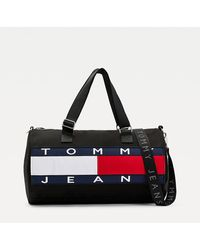Tommy Hilfiger Duffle Bag - Black