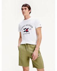 Tommy Hilfiger - Navigator Logo T-shirt - Lyst