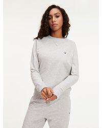 Tommy Hilfiger Crew Neck Sweatshirt - Grey