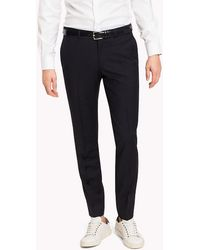 Tommy Hilfiger - Suit Separate Slim Fit Trousers - Lyst