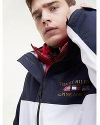 Tommy Hilfiger 3-in-1 Colour-blocked Ski-jack - Blauw