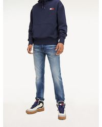 Tommy Hilfiger Tj 1988 Relaxed Tapered Fit Jeans - Blauw