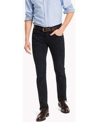 Tommy Hilfiger - Straight Fit Jeans - Lyst