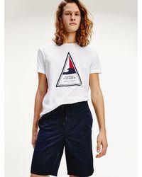 Tommy Hilfiger - Surf Logo T-shirt - Lyst
