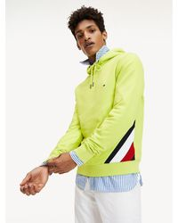 Tommy Hilfiger - Colour-blocked Drawstring Hoody - Lyst
