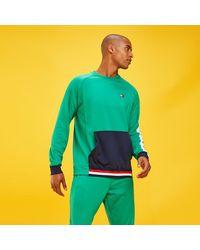Tommy Hilfiger - Contrast Kangaroo Pocket Sweatshirt - Lyst