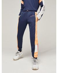 Tommy Hilfiger - Colour-blocked Joggers - Lyst