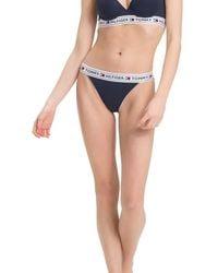 Tommy Hilfiger Authentic - Bikinislip In Marineblauw